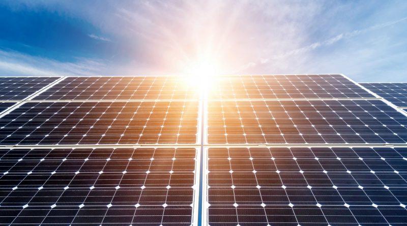 zonnepanelen hitte