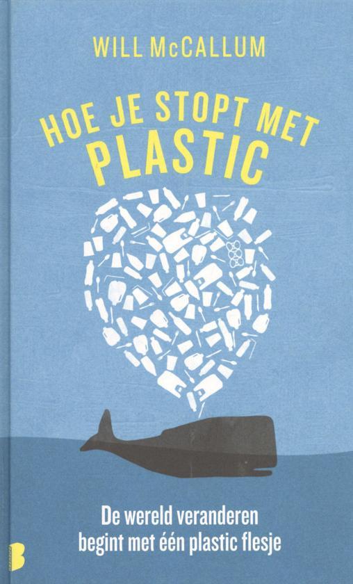 hoe je stopt met plastic boekj