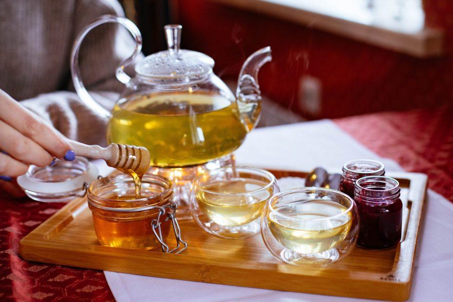 honing als natuurlijke zoetstof