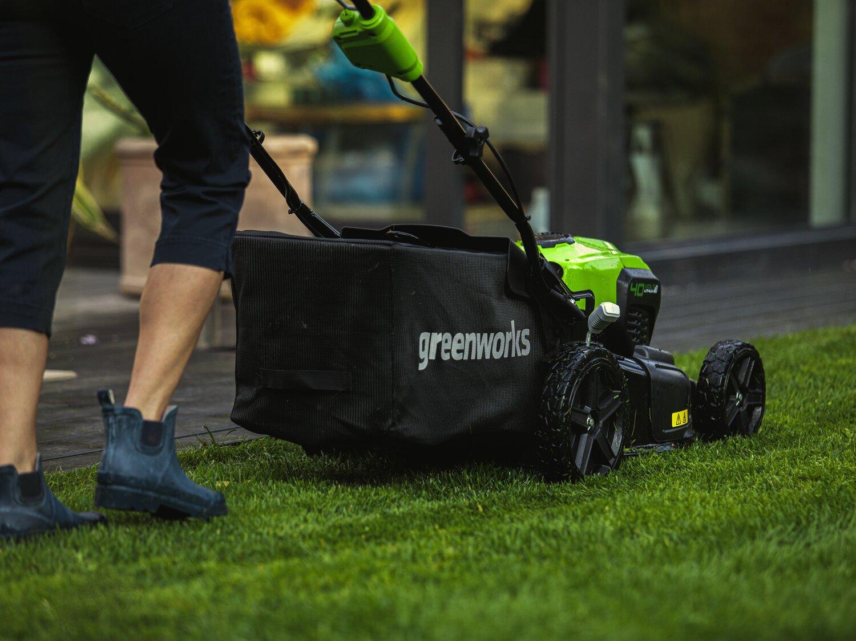 Greenworks grasmaaier ervaringen