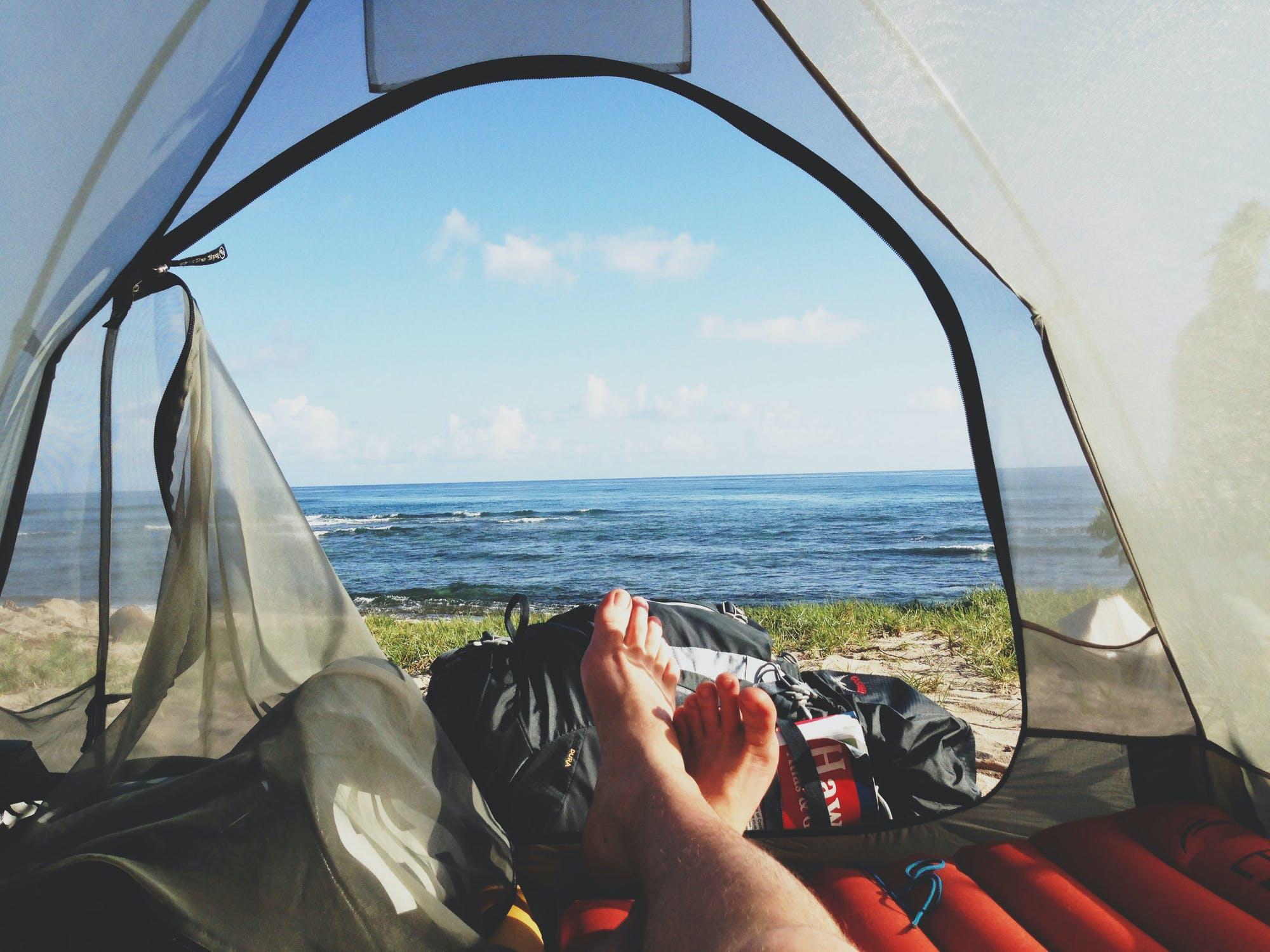 duurzaam reizen kamperen