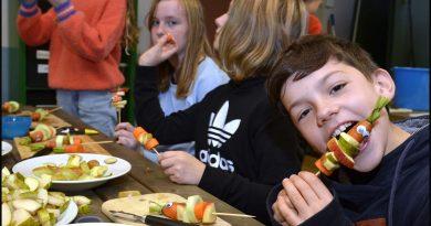 Scholencampagne 'Oog voor Lekkers' focust op gezonde, milieuverantwoorde tussendoortjes